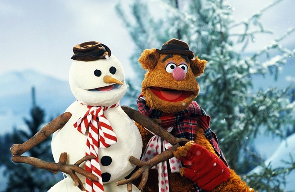 Muppets-Christmas-Fozzie-Snowman