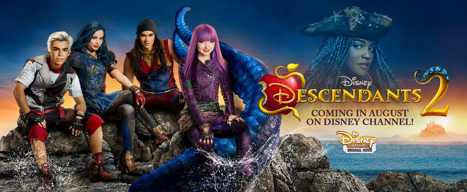 Disney-Descendants-2-Banner
