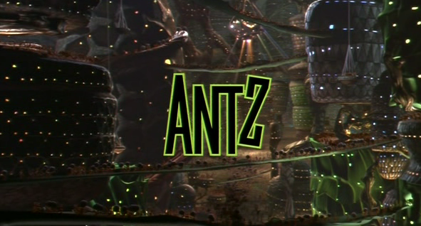 DreamWorks Antz Title Screen