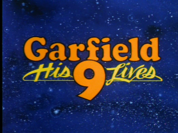The Attic Of Animation Garfield Tv Specials Rotoscopers