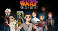 A trailer for the next round of Star Wars Forces of Destiny shorts features new characters, new connections, and new adventures in a galaxy far, far away. Check it out […]