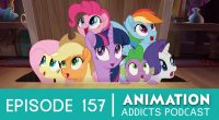 Friendship is Magic but how does My Little Pony: The Movie (2017) rate amongst fans and newbies? Chelsea and Morgan let you know in this fun podcast! Highlights Nerdy Couch Discussion: […]