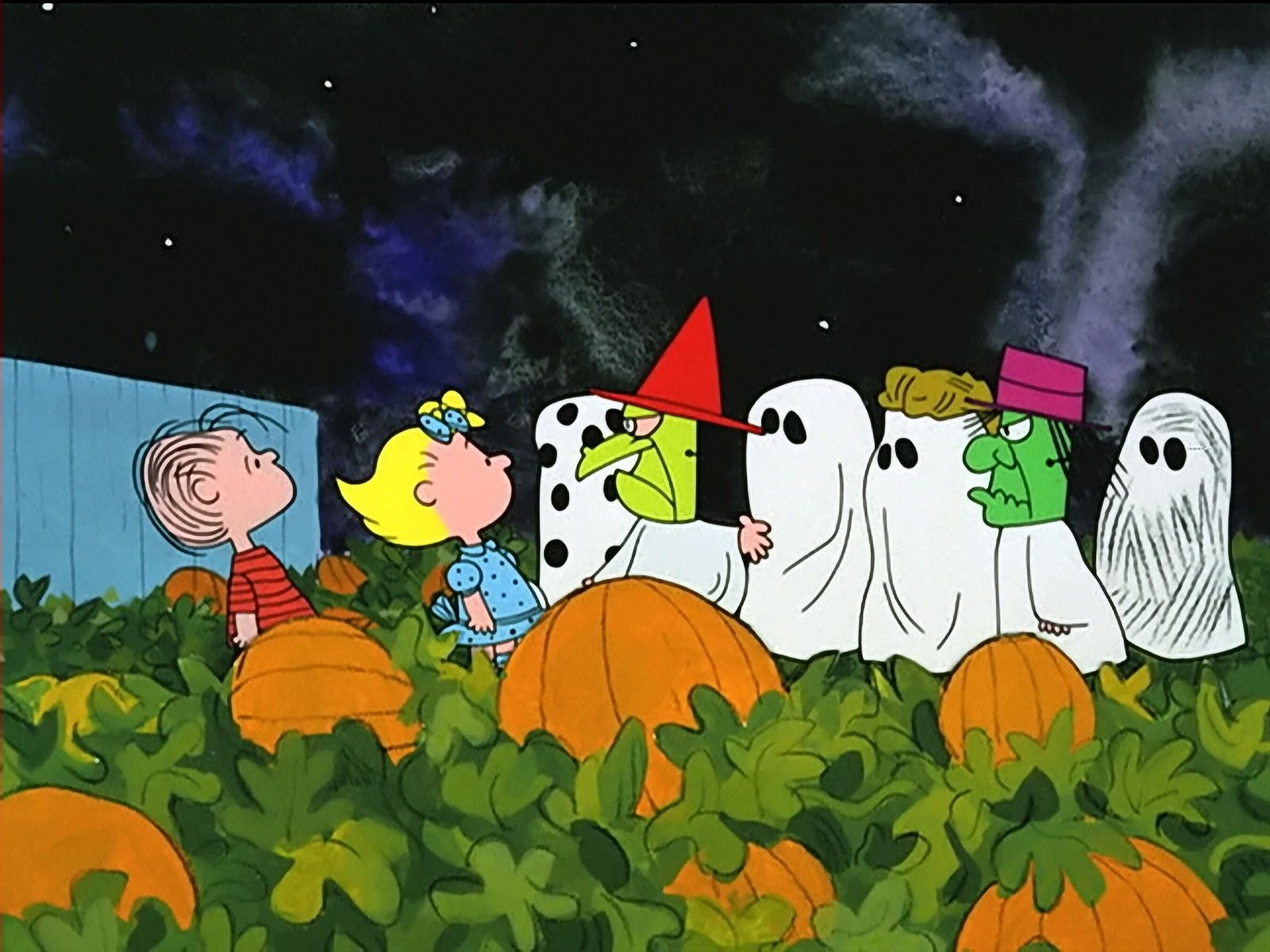 Review: It's the Great Pumpkin, Charlie Brown | Rotoscopers