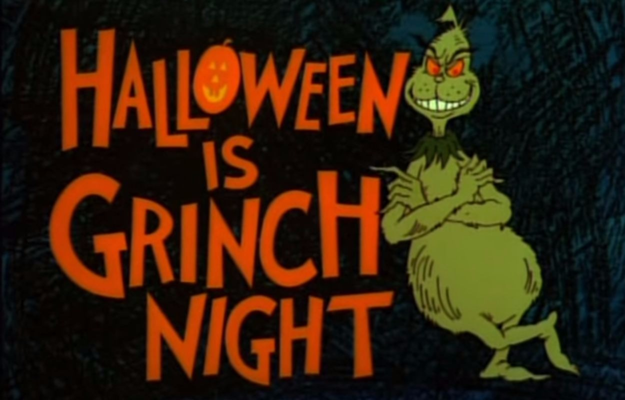 Halloween Countdown: 'Halloween is Grinch Night' | Rotoscopers