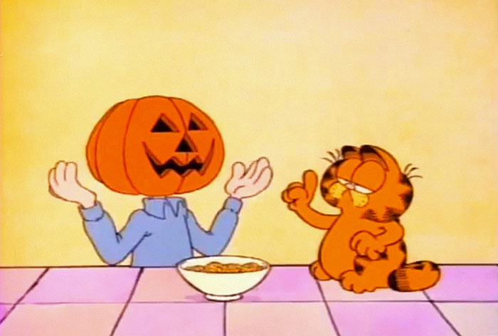 Halloween Countdown: 'Garfield's Halloween Adventure' | Rotoscopers