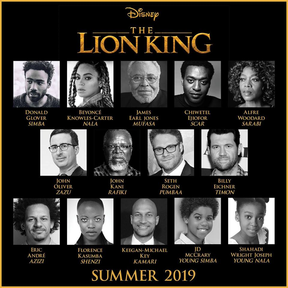Disney-The-Lion-King-2019-Remake-Cast