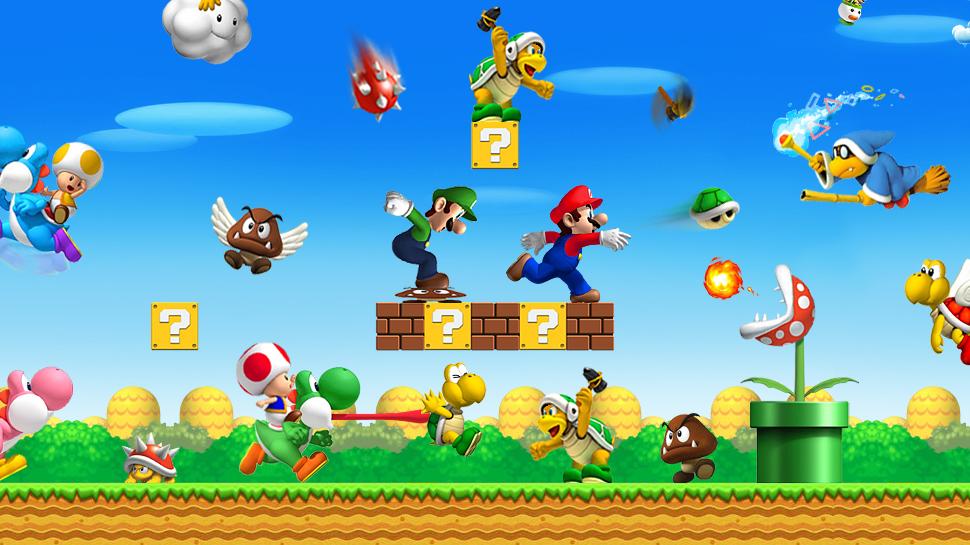 Super Mario Bros. characters