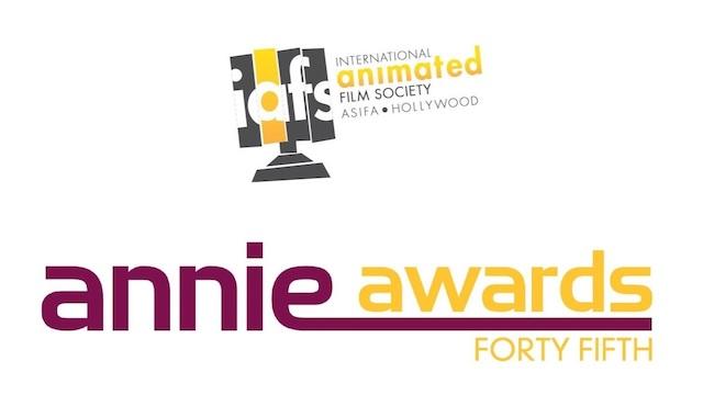 45th Annie Awards