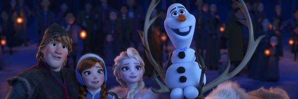 """When We're Together"" (Olaf's Frozen Adventure)"