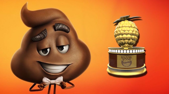 'The Emoji Movie' Named Worst Picture At 2018 Razzie Awards