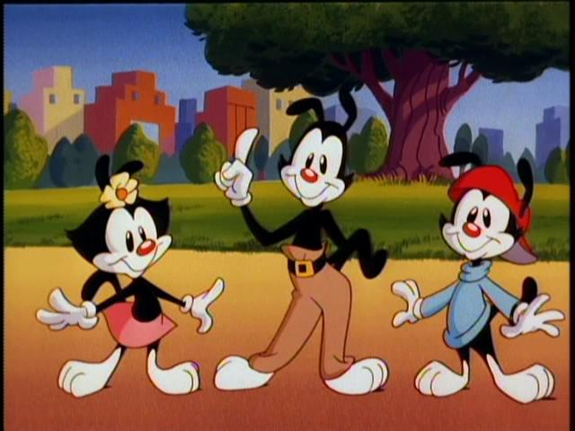 Spielberg bringing two new seasons of 'Animaniacs' to Hulu