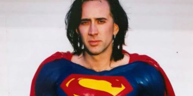 Nicolas Cage Cast As Superman In Teen Titans Go Movie