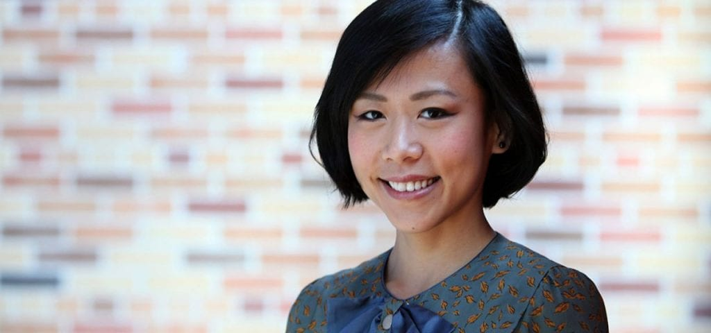 Domee Shi, director of new Pixar short 'Bao'