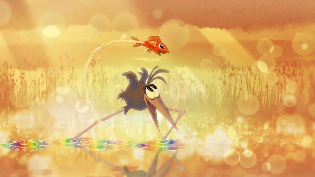 DreamWorks short film Bird Karma