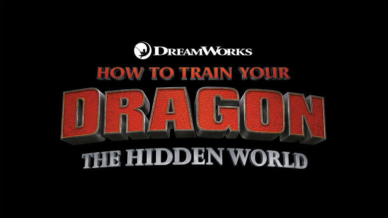 How To Train Your Dragon: The Hidden World logo