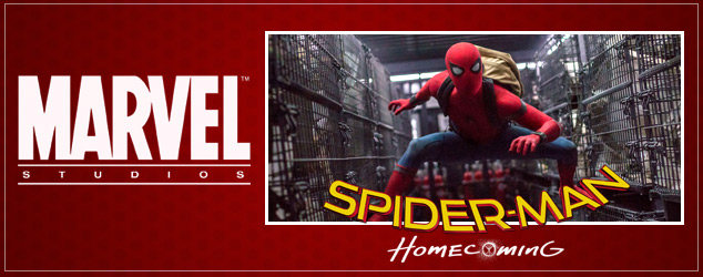 MCU Countdown #16 - Spider-Man-Homecoming