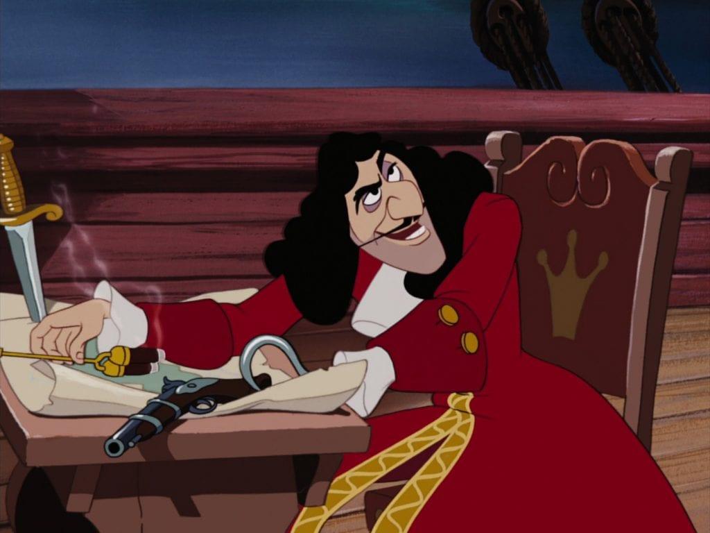 Peter-Pan-Captain-Hook