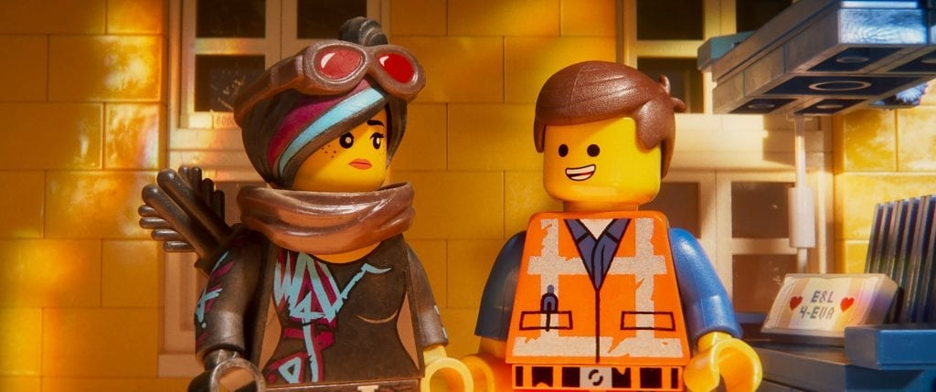 Teaser trailer for The Lego Movie 2: The Second Part