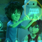 Interview with Ryan Potter, Hiro in 'Big Hero 6′