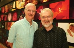 Ron-Clements-and-John-Musker-New-hand-drawn-animated-film