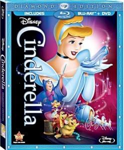 Walt-Disney-Blu-Ray-Covers-Diamond-Edition-Cinderella-Diamond-Edition-walt-disney-characters