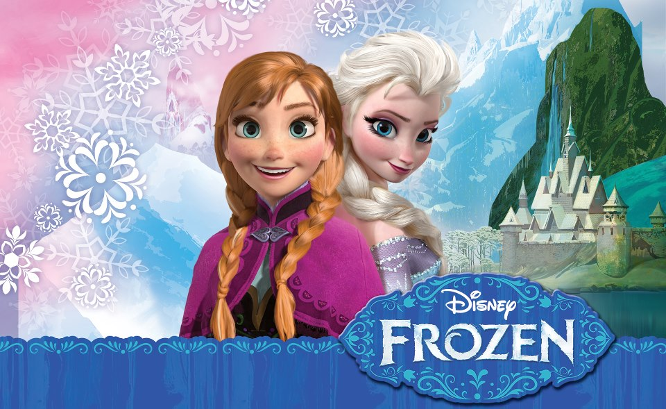More Frozen Images Leaked Rotoscopers