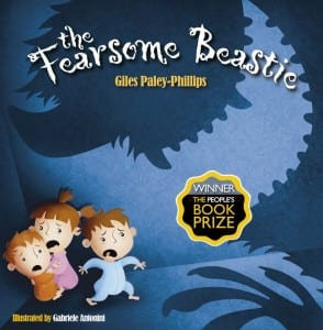 THE FEARSOME BEASTIE COVER WITH AWARD