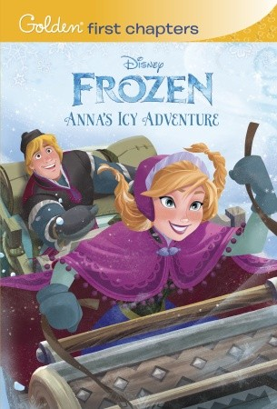 Compilation Of Every Single Disney Frozen Storybook Cover