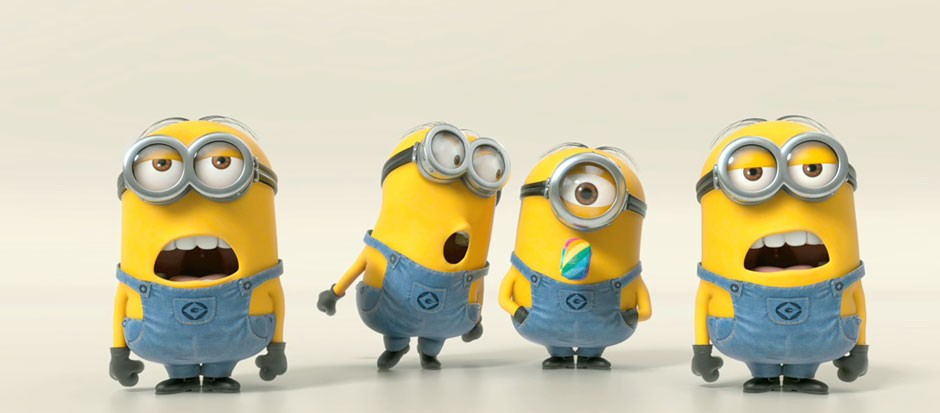 Minions Move To 2015 Rotoscopers
