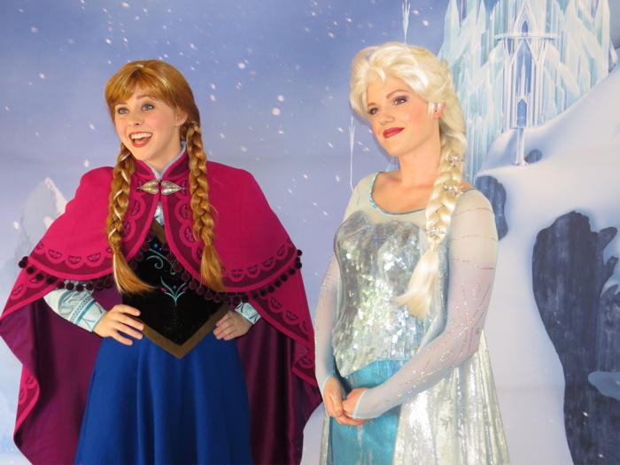 Elsa And Anna Pregnant