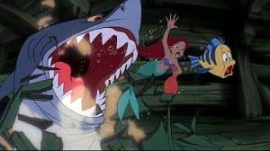 Ariel-Flounder-Shark