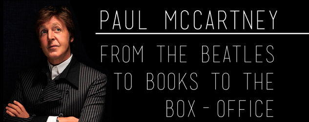 Sir Paul McCartney is a household name when it comes to music, but in 2005 he broadened his horizons with the publishing of a children's book,High in the Clouds.The book […]