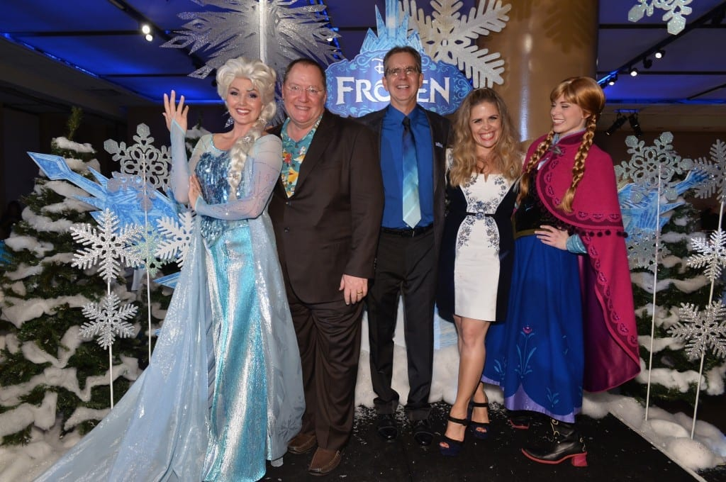 """The World Premiere Of Walt Disney Animation Studios' """"Frozen"""" - After Party"""