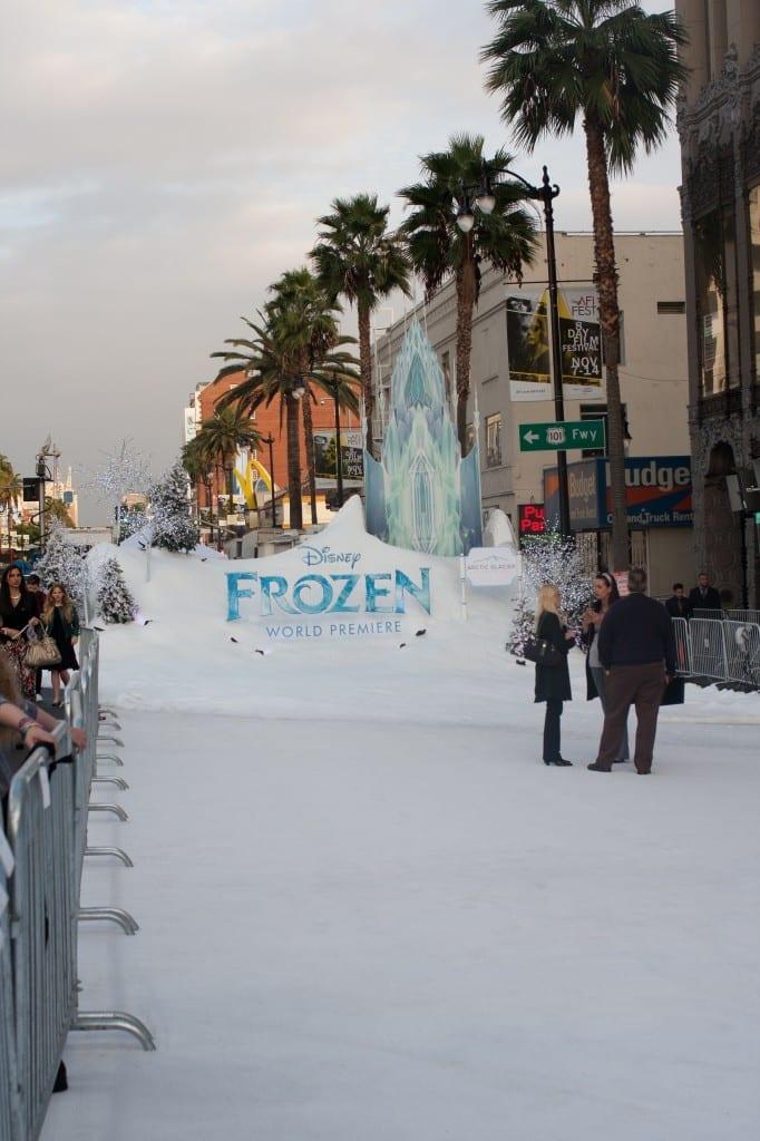 Frozen Premiere-7