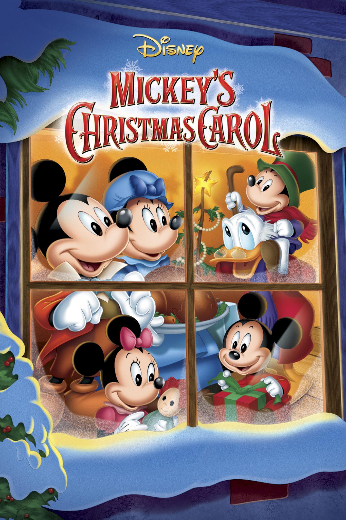 Mickey\'s Christmas Carol\': A Disney Christmas Tradition | Rotoscopers