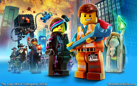Everything Is Awesome About These The Lego Movie Wallpapers