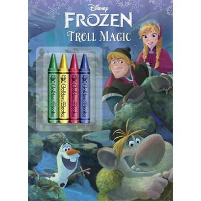 Compilation Of Every Single Disney Frozen Storybook Cover So Far