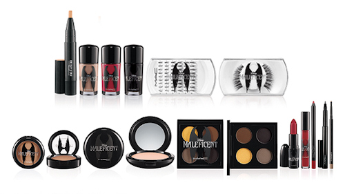 7fdf3a3203b MAC Cosmetics Releases Dark & Sultry 'Maleficent' Makeup Collection ...