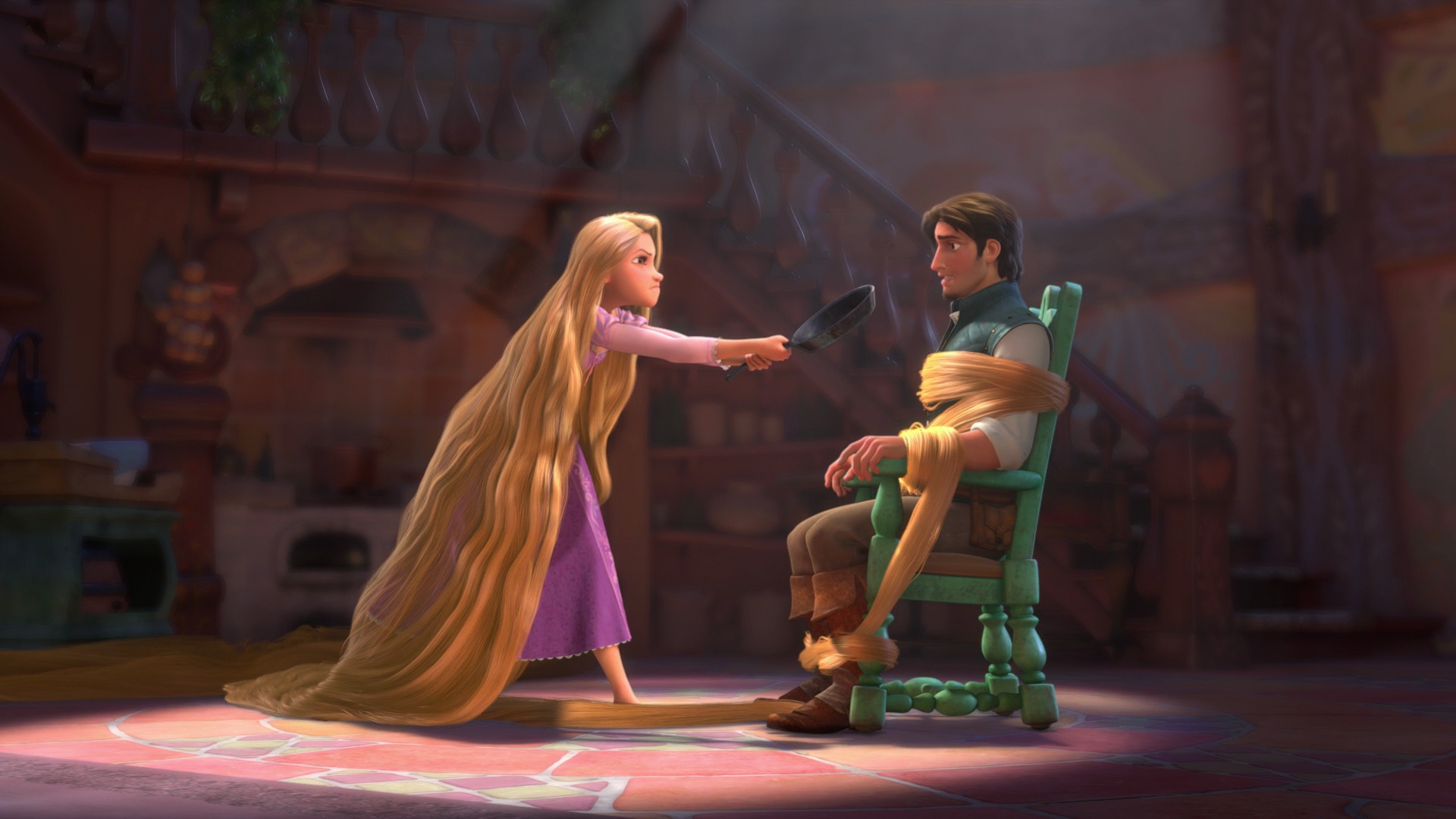 Tangled vs. Frozen: Which Is The Better Movie? | Rotoscopers