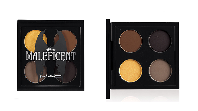 Mac Cosmetics Releases Dark Sultry Maleficent Makeup