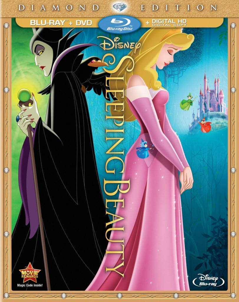 'Sleeping Beauty' Diamond Edition Officially Announced