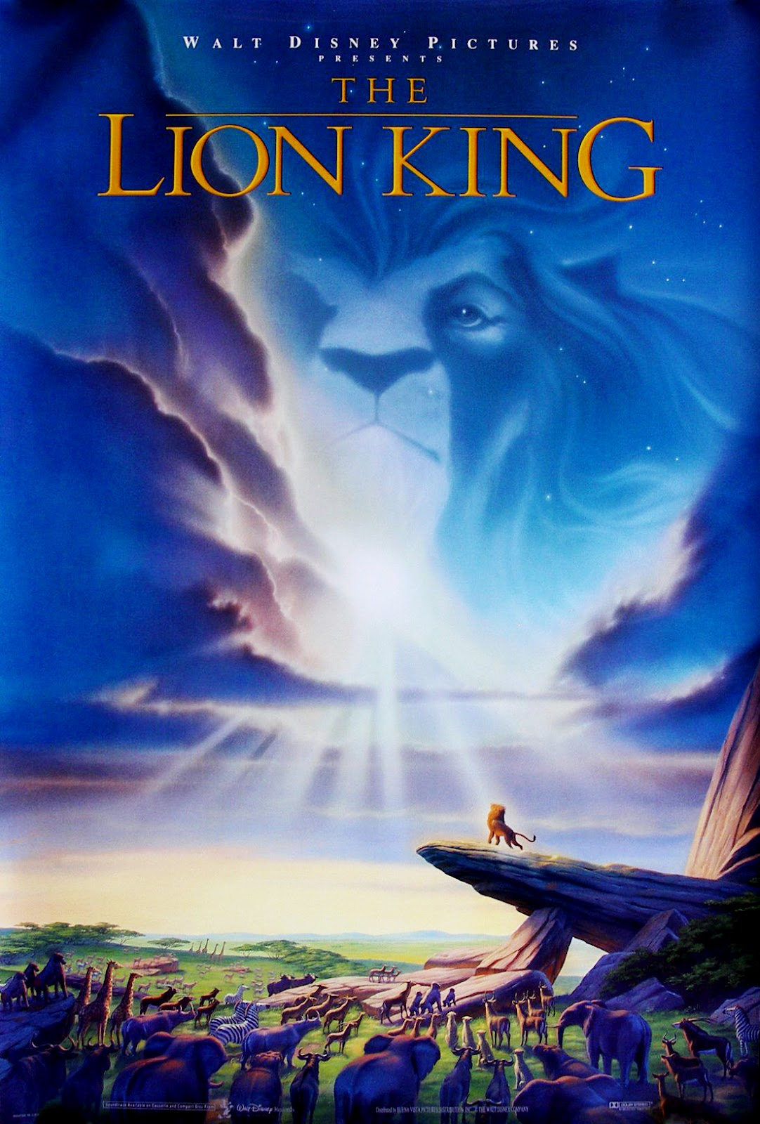 Lion King (1994) by John Alvin