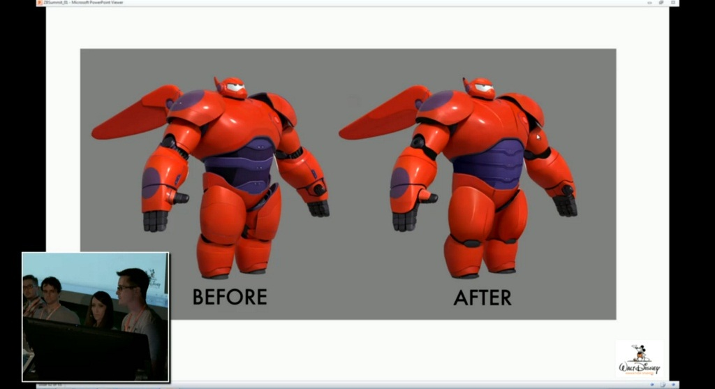 New Big Hero 6 Concept Art From The Zbrush Summit