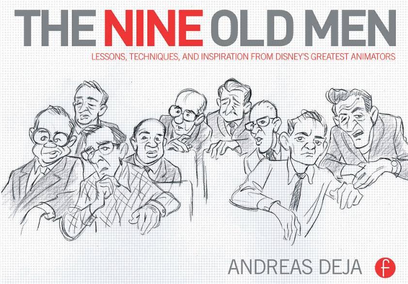 nine-old-men-book-andreas-deja