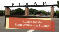 Pixar is a locked down studio. There are only three ways to officially get in: be an employee, know someone who works at the magical wonderland, or be invited to […]
