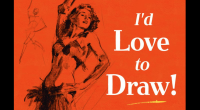 It's like a newly-discovered artifact from one of the great artist-instructors of our time! I'd Love to Draw! by Andrew Loomis is a simplistic, quirky book full of drawing tips. After years […]