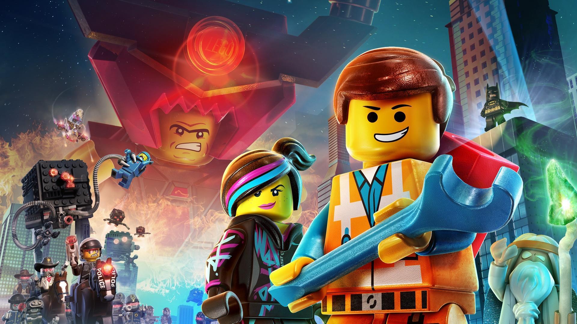 Billedresultat for LEGO Filmen af Phil Lord og Chris Miller