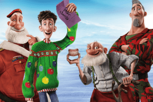 Arthurs Christmas.Could Arthur Christmas Become A Classic Rotoscopers