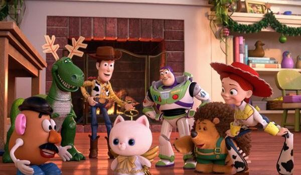 Hello Kitty And Toy Story Jessie Images : Trixie mr potato head rex woody angel kitty buzz