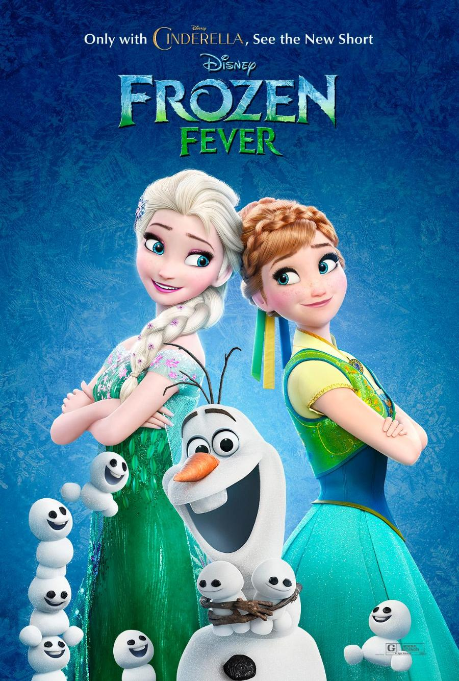 Frozen Fever (2015) Full Movie Download In Hindi 300MB